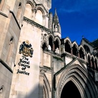 Royal Courts of Justice including Lunch