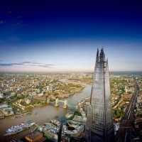London, The Postal Museum and The Shard