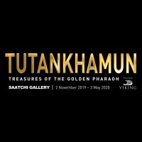 Tutankhamun at Saatchi Gallery, London