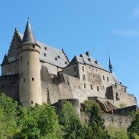 'Little Switzerland' & Vianden
