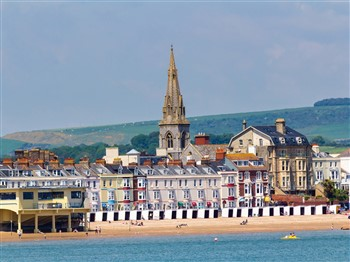 Weymouth beachfront