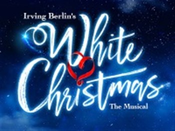 Logo for White Christmas the Musical