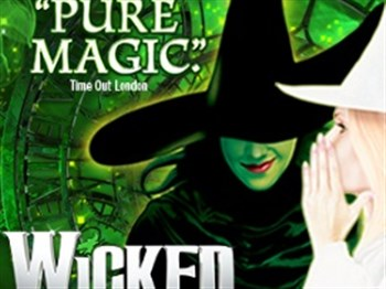 A witch character from the show Wicked