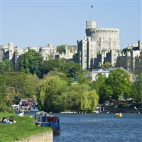 Windsor Castle, Lunch and River Cruise - Suffolk