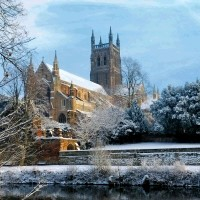 Christmas in the Heart of England