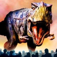 Walking with Dinosaurs at 02 Arena