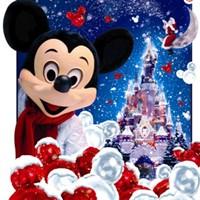 Disneyland®Paris-Christmas-3 Day Coach-2 Day Pass