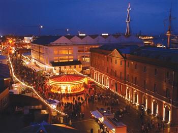 Portsmouth Historic Dockyard Victorian Festival of Christmas